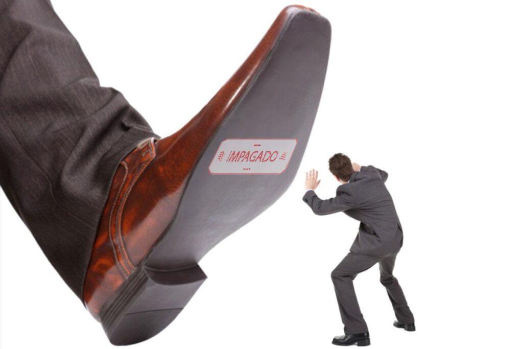 Evitar que te aplaste la deuda de los Acreedores con la Segunda Oportunidad