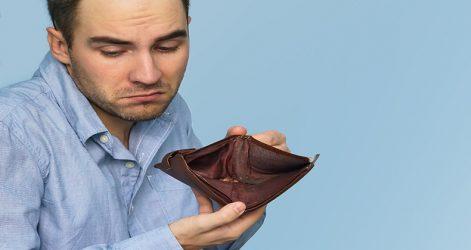 ¿Qué significa ser una persona insolvente?